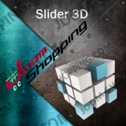 Модуль для Joomshopping - Slider 3D